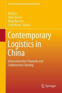 Contemporary Logistics in China (eBook, PDF)