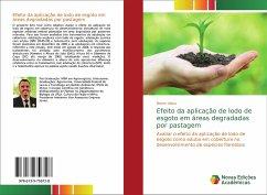 Efeito da aplicação de lodo de esgoto em áreas degradadas por pastagem