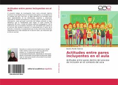 Actitudes entre pares incluyentes en el aula