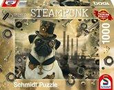 Schmidt 59645 - Steampunk, Markus Binz, Hund, Puzzle, 1000 Teile