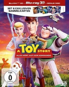 A Toy Story: Alles hört auf kein Kommando Special Edition