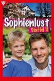 Sophienlust Staffel 11 - Familienroman (eBook, ePUB)