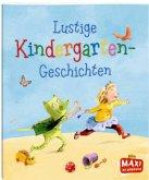 Lustige Kindergarten-Geschichten (Mängelexemplar)
