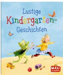 Lustige Kindergarten-Geschichten (Mängelexemplar) - Niessen, Susan; Zöller, Elisabeth; Kolloch, Brigitte