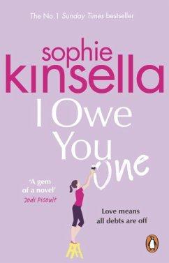 I Owe You One - Kinsella, Sophie