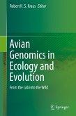 Avian Genomics in Ecology and Evolution (eBook, PDF)