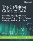 The Definitive Guide to DAX (eBook, PDF)