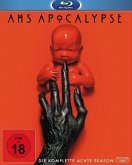 American Horror Story - Staffel 8: Apocalypse BLU-RAY Box