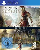Assassin's Creed Odyssey + Origins (PlayStation 4)