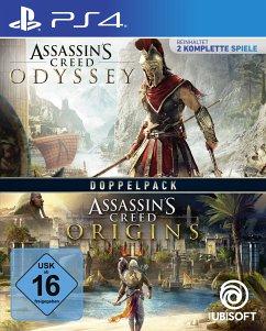 Assassin's Creed Odyssey + Origins (PlayStation 4)