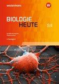 Biologie heute SII. Lösungen Qualifikationsphase. Niedersachsen