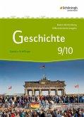Geschichte 9 10. Schülerband. Differenzierende Ausgabe für Realschulen und Gemeinschaftsschulen in Baden-Württemberg