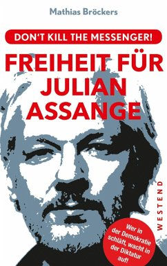 Freiheit für Julian Assange! (eBook, ePUB) - Bröckers, Mathias