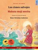 Los cisnes salvajes - Mabata maji mwitu (español - swahili) (eBook, ePUB)