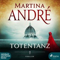 Totentanz (Ungekürzt) (MP3-Download) - André, Martina