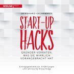 Start-up Hacks (MP3-Download)