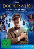 Doctor Who - Die Matt Smith Jahre: Der komplette 11. Doktor Limited Edition