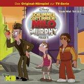 Disney - Milo Murphy - Folge 5: Findet Milo! - Teil 1 & 2 (MP3-Download)
