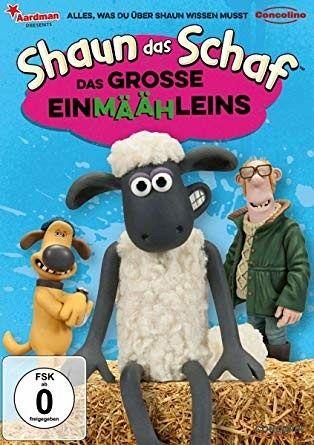 shaun das schaf - das große einmäähleins auf dvd - portofrei bei bücher.de