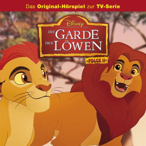 Disney Die Garde der Löwen, DISNEY DIE GARDE DER LÖWEN