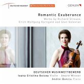 Deutscher Musikwettbewerb Award Winner Violine