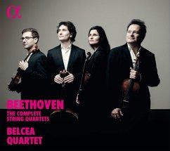 Die Streichquartette - Belcea Quartet