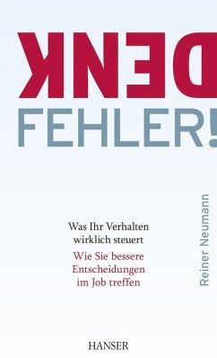 Denkfehler! (eBook, ePUB) - Neumann, Reiner