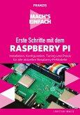 Erste Schritte mit dem Raspberry Pi (eBook, PDF)