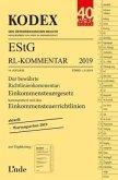 KODEX EStG RL-Kommentar 2019 (f. Österreich)