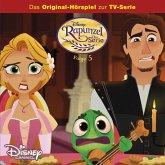 Disney - Rapunzel - Folge 5: Blind vor Liebe/ Die wütende Prinzessin (MP3-Download)