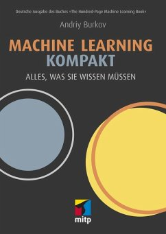 Machine Learning kompakt (eBook, PDF) - Burkov, Andriy