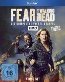 Fear the Walking Dead - Staffel 4 BLU-RAY Box