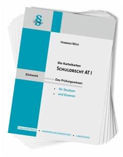 Schuldrecht AT - Das Prüfungswissen - Hemmer, Karl-Edmund; Wüst, Achim