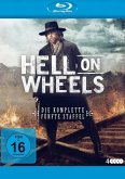 Hell on Wheels - Staffel 5 BLU-RAY Box