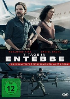 7 Tage in Entebbe - Daniel Brühl,Rosamund Pike,Eddie Marsan