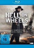 Hell on Wheels - Staffel 1 BLU-RAY Box