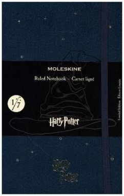 MOLESKINE HARRY POTTER LIMITED EDITION L