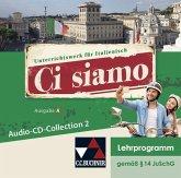 Audio-CD-Collection 2 / Ci siamo, Ausgabe A