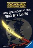 Das Laserschwert der 1000 Gefahren / 1000 Gefahren Bd.48 (Mängelexemplar)