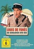 Louis de Funès - Die Gendarmen-DVD-Box DVD-Box