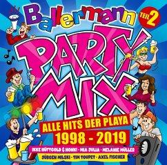 Ballermann Party Mix-Alle Hits Der Playa 1998-2019 - Diverse