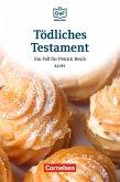 Die DaF-Bibliothek / A2/B1 - Tödliches Testament (eBook, ePUB)