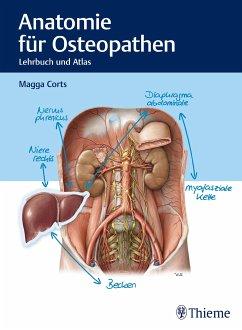 Anatomie für Osteopathen (eBook, ePUB) - Corts, Magga