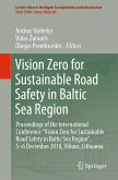 Vision Zero for Sustainable Road Safety in Baltic Sea Region (eBook, PDF)
