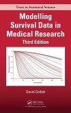 Modelling Survival Data in Medical Research (eBook, PDF)