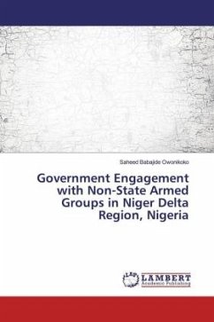 Government Engagement with Non-State Armed Groups in Niger Delta Region, Nigeria