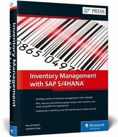 Inventory Management with SAP S/4HANA - Roedel, Bernd; Esser, Johannes
