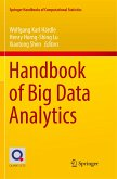 Handbook of Big Data Analytics