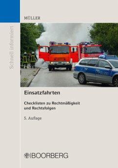 Einsatzfahrten - Müller, Dieter