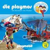 Die Playmos - Das Original Playmobil Hörspiel, Folge 16: Die Rückkehr der Piraten (MP3-Download)